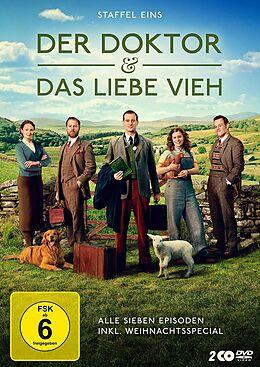 Der Doktor und das liebe Vieh - Staffel 01 DVD