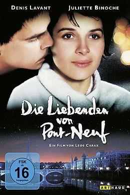 Die Liebenden von Pont-Neuf DVD