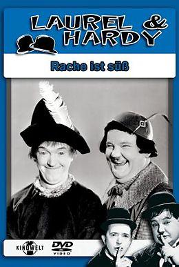 Laurel & Hardy - Rache ist süß [Versione tedesca]