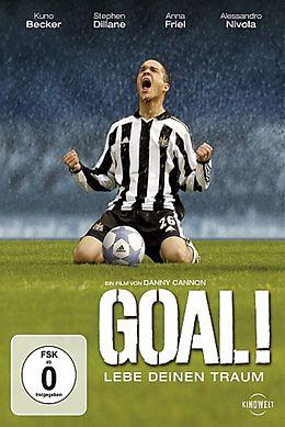 Goal! - Lebe deinen Traum DVD