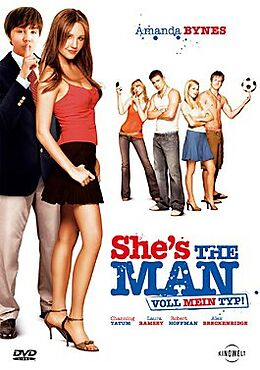 Shes the Man - Voll mein Typ DVD