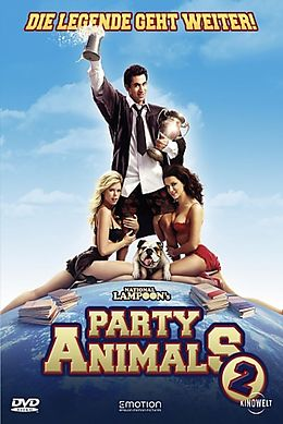 Party Animals 2 DVD