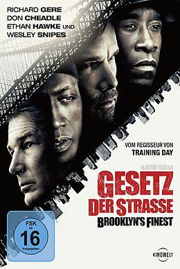 Gesetz der Strasse - Brooklyns Finest DVD