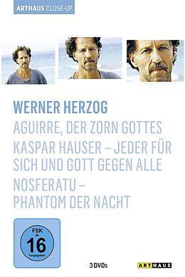 Werner Herzog - Arthaus Close-Up DVD