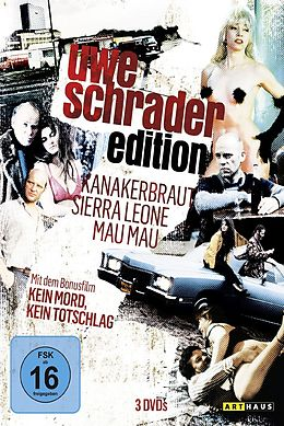 Uwe Schrader Edition DVD