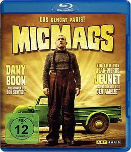 Micmacs - Uns Gehört Paris! Blu-ray