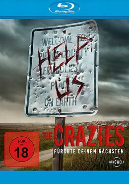 The Crazies - Fürchte deinen Nächsten Blu-ray