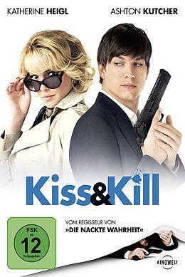 Kiss & Kill DVD