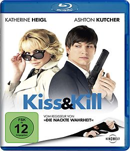 Kiss & Kill Blu-ray