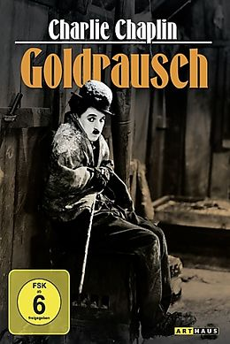 Charlie Chaplin - Goldrausch DVD