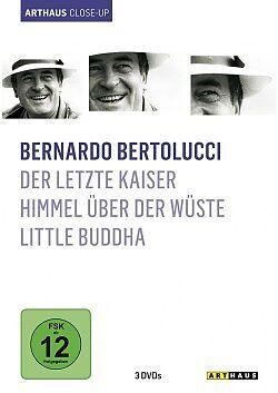Bernardo Bertolucci DVD