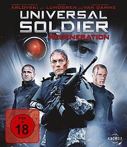 Universal Soldier: Regeneration Blu-ray