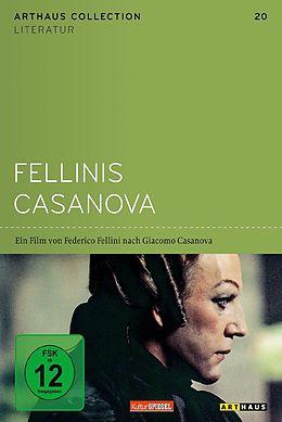 Fellinis Casanova DVD