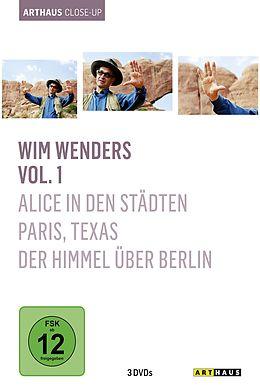 Wim Wenders DVD