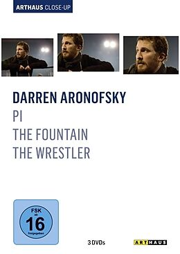 Darren Aronofsky DVD
