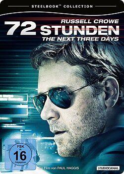72 Stunden - The Next Three Days DVD