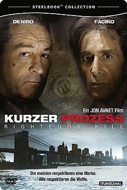 Righteous Kill - Kurzer Prozess [Versione tedesca]