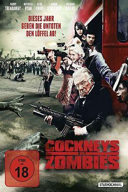 Cockneys vs. Zombies DVD