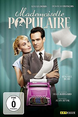 Mademoiselle Populaire DVD