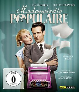 Mademoiselle Populaire Blu-ray
