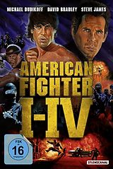 American Fighter 1-4 [Version allemande]