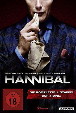 Hannibal - Staffel 01 DVD