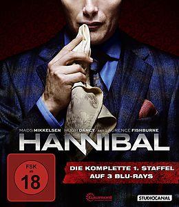 Hannibal - 1. Staffel - Uncut Blu-ray