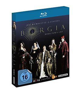 Borgia - 2. Staffel - Director's Cut Blu-ray