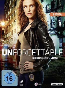 Unforgettable - Staffel 01