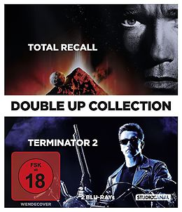 Total Recall & Terminator 2 - Double Up Collection Blu-ray