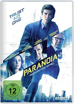 Paranoia - Riskantes Spiel DVD