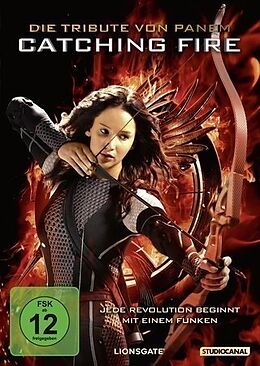 Die Tribute von Panem - Catching Fire DVD