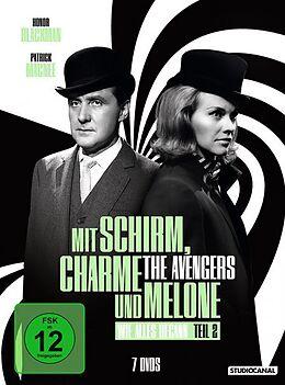 Mit Schirm, Charme und Melone DVD