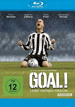 Goal! - Lebe deinen Traum Blu-ray