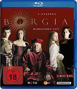 Borgia - 1. Staffel - Director's Cut Blu-ray