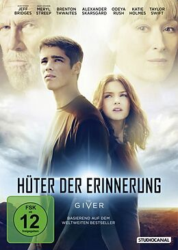 Hüter der Erinnerung - The Giver DVD