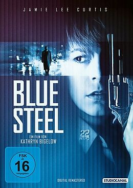 Blue Steel DVD