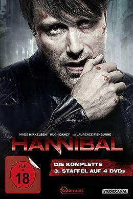Hannibal - Staffel 03 DVD