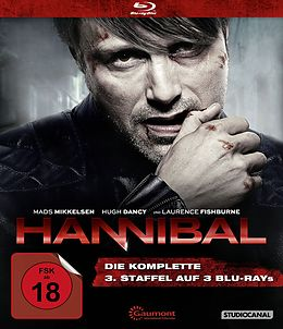 Hannibal - 3. Staffel Blu-ray