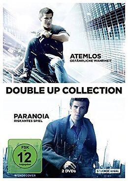 Atemlos - Gefährliche Wahrheit & Paranoia - Riskantes Spiel DVD
