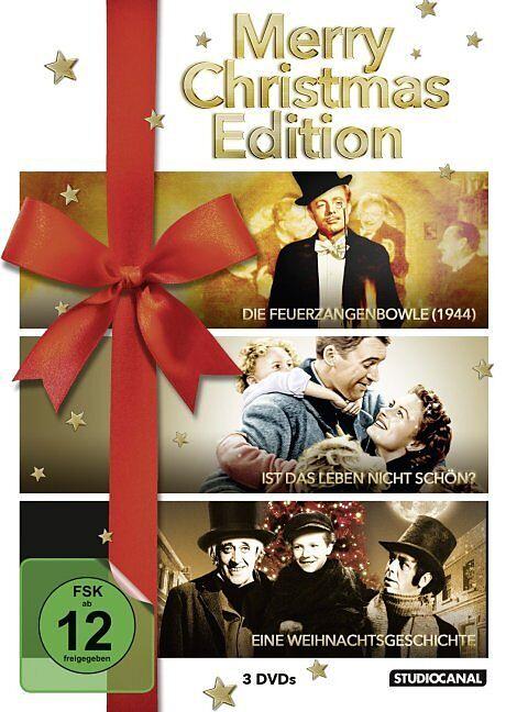 Merry Christmas Edition - DVD - online kaufen | exlibris.ch