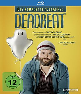 Deadbeat - 1. Staffel Blu-ray