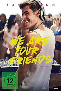 We Are Your Friends DVD