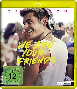 We Are Your Friends Blu-ray