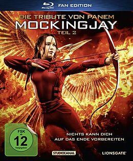 Die Tribute von Panem - Mockingjay: Teil 2 Blu-ray
