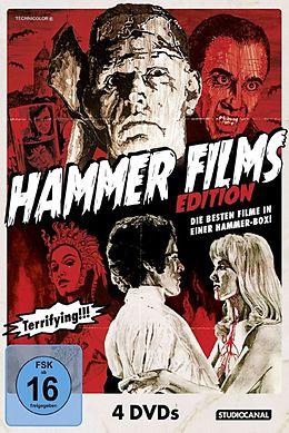 Hammer Films Edition DVD