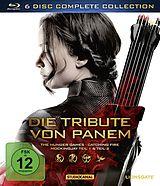 Die Tribute Von Panem - Complete Collection [Versione tedesca]