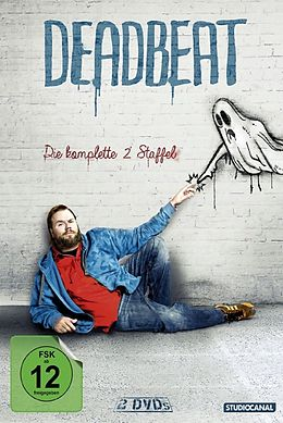 Deadbeat - Staffel 02 DVD