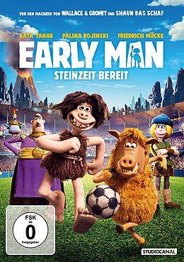 Early Man - Steinzeit bereit DVD