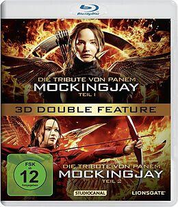 Die Tribute von Panem - Mockingjay: Teil 1+2 Blu-ray 3D